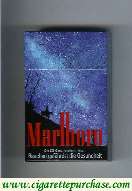 Marlboro collection design 1 20 cigarettes hard box