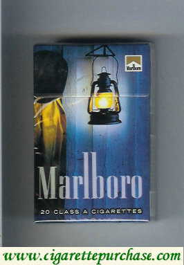Discount Marlboro collection design 1 20 class cigarettes hard box