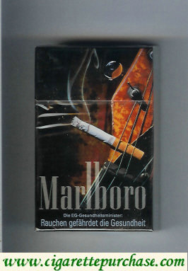 Marlboro collection design 1 20 filter cigarettes hard box
