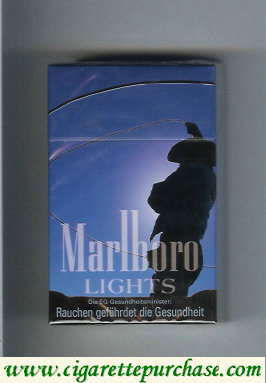 Discount Marlboro collection design 1 Lights cigarettes hard box