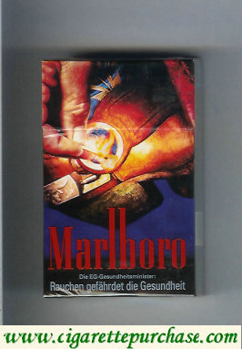 Discount Marlboro collection design 1 cigarettes hard box