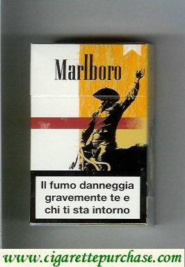 Discount Marlboro collection design 2 King Size cigarettes hard box