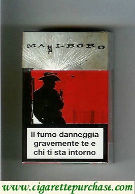 Discount Marlboro collection design 2 cigarettes hard box