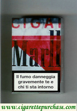 Discount Marlboro collection design 2 filter cigarettes hard box