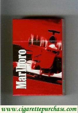 Discount Marlboro collection design Racing Edition filter cigarettes hard box