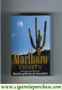 Discount Marlboro filter cigarettes collection design 1 Lights hard box