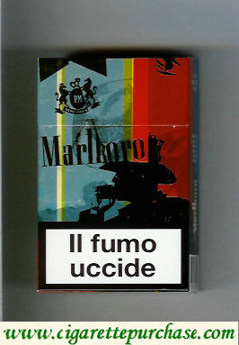 Discount Marlboro filter cigarettes collection design 2 hard box