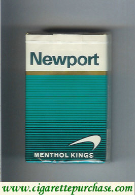 Discount Newport Menthol cigarettes soft box