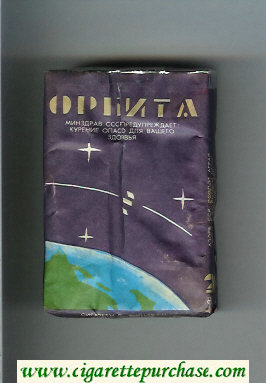 Orbita cigarettes soft box