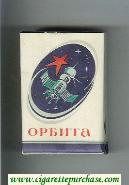 Orbita soft box cigarettes
