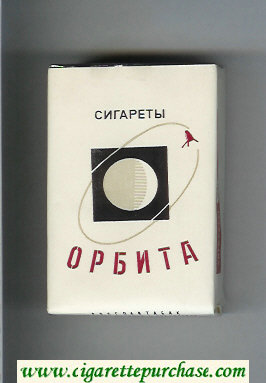 Orbita white and black cigarettes soft box