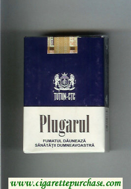 Plugarul blue and white cigarettes soft box