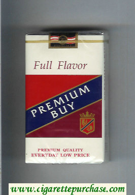 Premium Buy Full Flavor cigarettes soft box