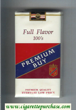 Premium Buy Full Flavor 100s cigarettes soft box