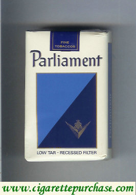 Discount Parliament cigarettes soft box