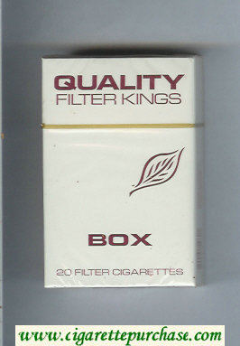 Discount Quality cigarettes hard box