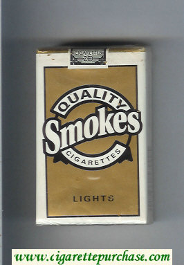 Discount Quality Smokes Lights cigarettes soft box