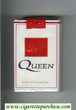 Discount Queen cigarettes soft box