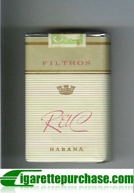 R El C cigarettes soft box