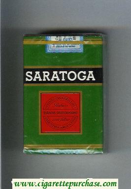 Discount Saratoga cigarettes soft box
