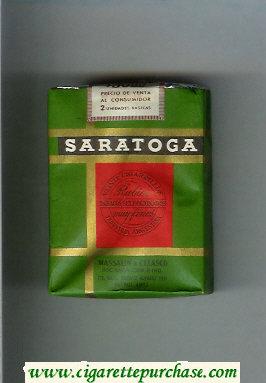 Discount Saratoga soft box cigarettes