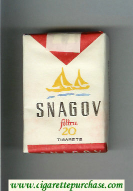 Snagov Filtru cigarettes soft box