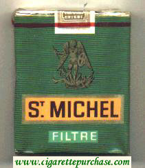 St.Michel Filtre cigarettes soft box