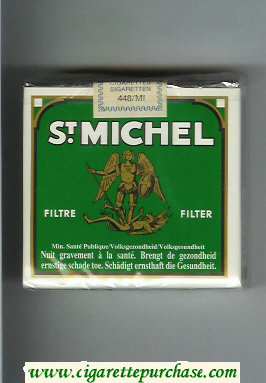 St.Michel Filtre Filter 25 cigarettes soft box