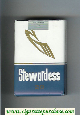 Stewardess cigarettes soft box