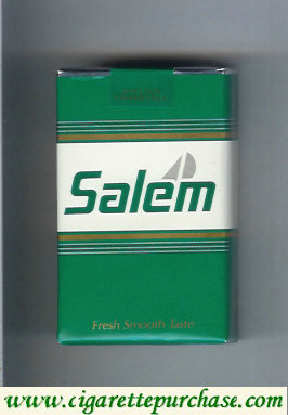 Discount Salem with yacht cigarettes soft box