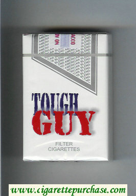 Tough Guy Filter Cigarettes soft box