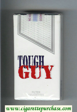 Tough Guy 100s Filter Cigarettes soft box