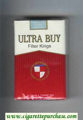 Ultra Buy Filter Kings cigarettes soft box