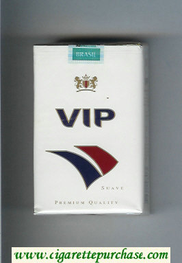 VIP Suave Premium Quality cigarettes soft box