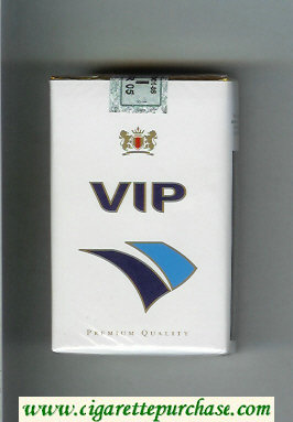 VIP Premium Quality cigarettes soft box