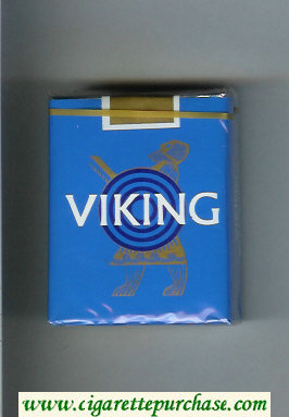 Viking cigarettes soft box