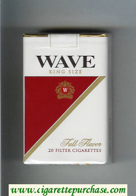 Discount Wave Full Flavor cigarettes soft box