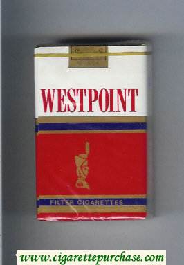 Westpoint cigarettes soft box