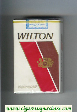 Wilton cigarettes soft box