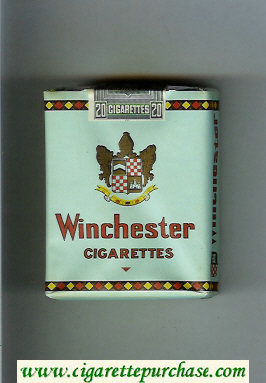 Winchester Plain soft box Cigarettes