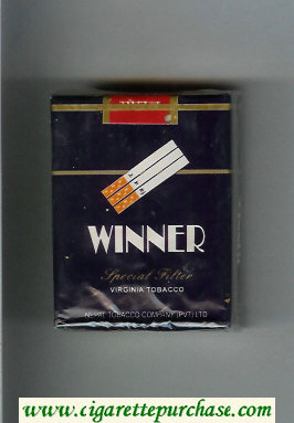 Winner Cigarettes soft box