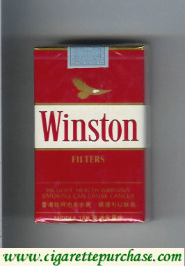 Discount Winston cigarettes soft box