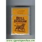 Bull Durham Lights cigarettes Yellow Rich in History and Flavor